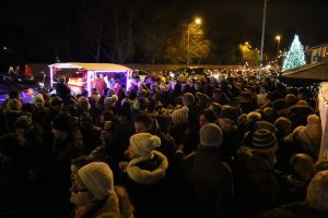 Hartford Parish Council Christmas lights