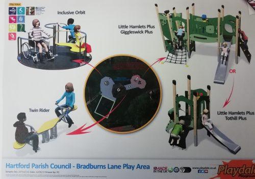 Consultation on Bradburn's Lane Play Area Development