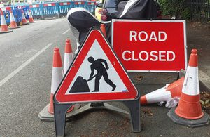 Temporary Road Closure – Littledales Lane
