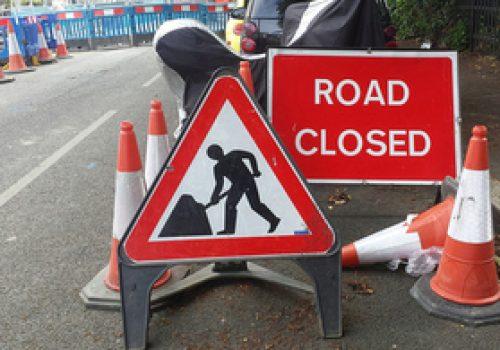 Temporary Road Closure – Littledales Lane