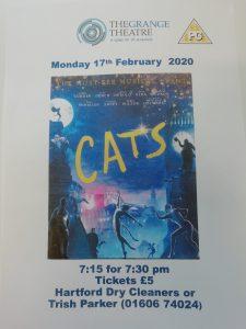 CATS @ The Grange Theatre