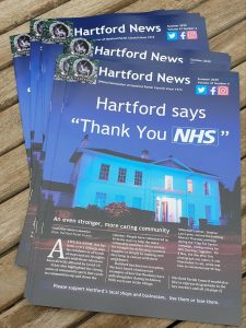 Read more about the article Hartford News – July Edition