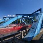Picture of Hartford's 'Blue Bridge'