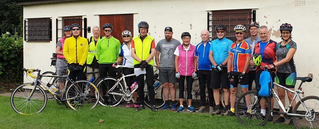 Picture of Cycle hub members