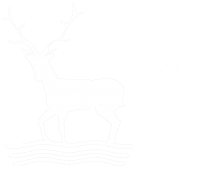 Stag (Hart) crossing a Ford = Hartford