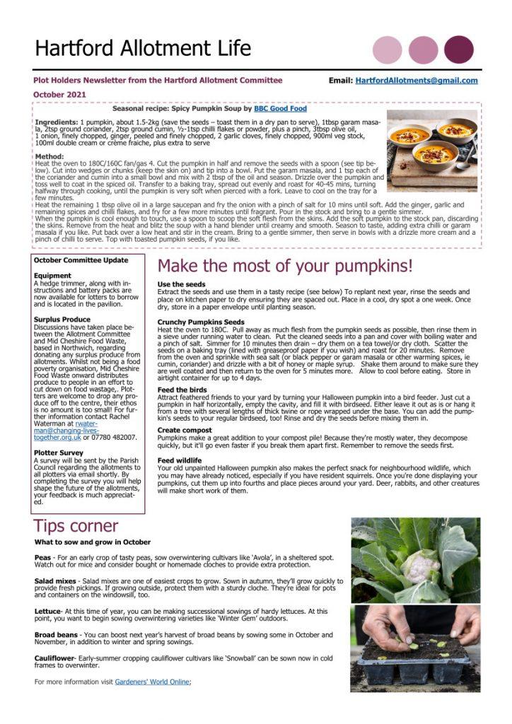 Plotters News Letter